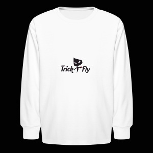 logo_T2F_b - Kids' Long Sleeve T-Shirt