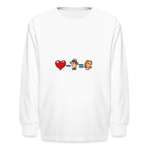 Love - Kids' Long Sleeve T-Shirt