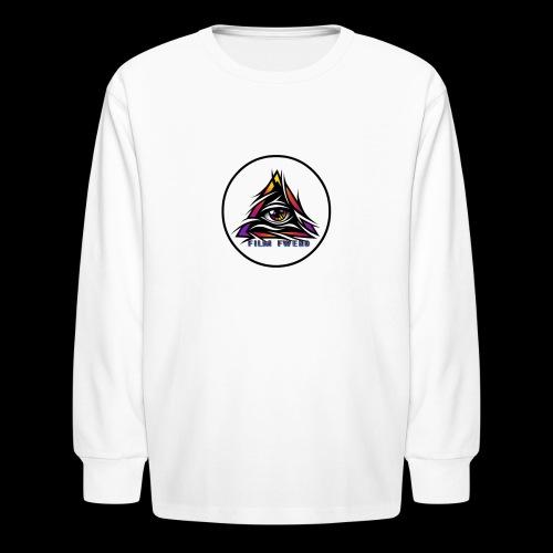 Film Fwend logo - Kids' Long Sleeve T-Shirt