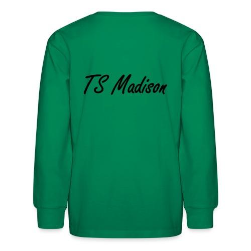 new Idea 12724836 - Kids' Long Sleeve T-Shirt