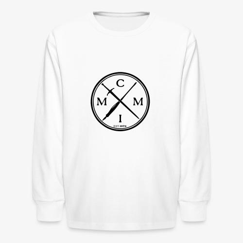 pen x sword - Kids' Long Sleeve T-Shirt
