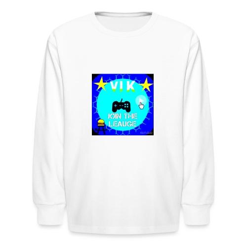 MInerVik Merch - Kids' Long Sleeve T-Shirt