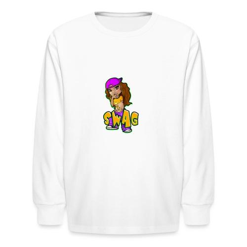 Swag - Kids' Long Sleeve T-Shirt
