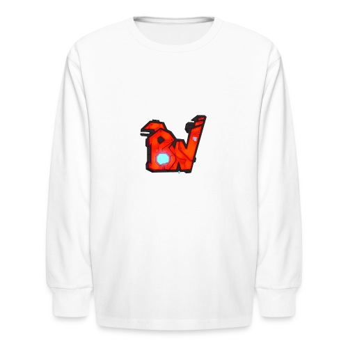 BW - Kids' Long Sleeve T-Shirt