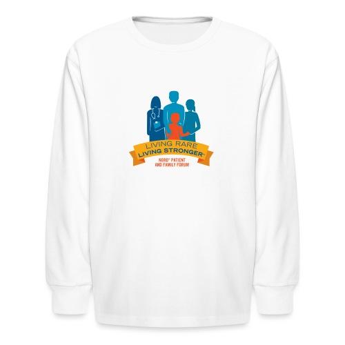 LRLS Logo - Kids' Long Sleeve T-Shirt