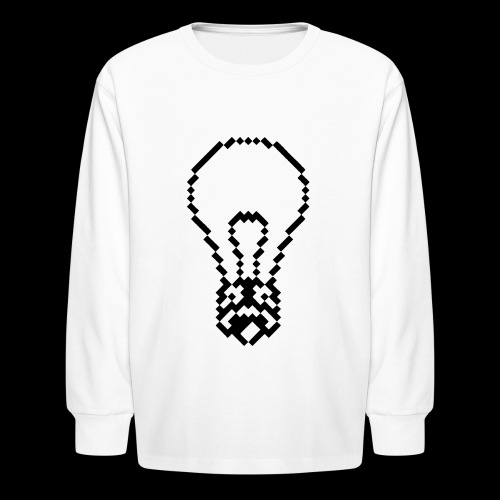 lightbulb - Kids' Long Sleeve T-Shirt