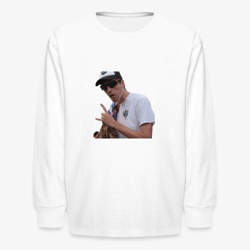 Big Bad Wolf - Kids' Long Sleeve T-Shirt