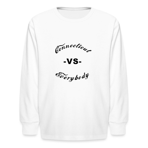 cutboy - Kids' Long Sleeve T-Shirt