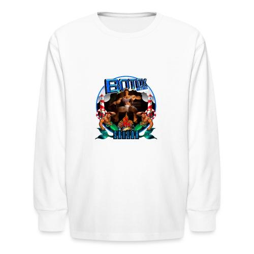 BOTOX MATINEE SAILOR T-SHIRT - Kids' Long Sleeve T-Shirt