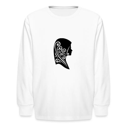 muslimah - Kids' Long Sleeve T-Shirt