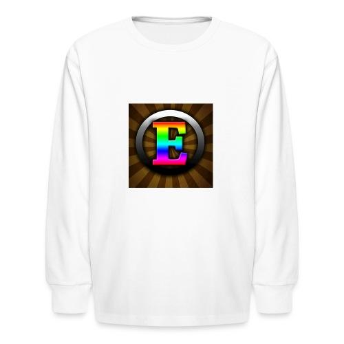 Eriro Pini - Kids' Long Sleeve T-Shirt