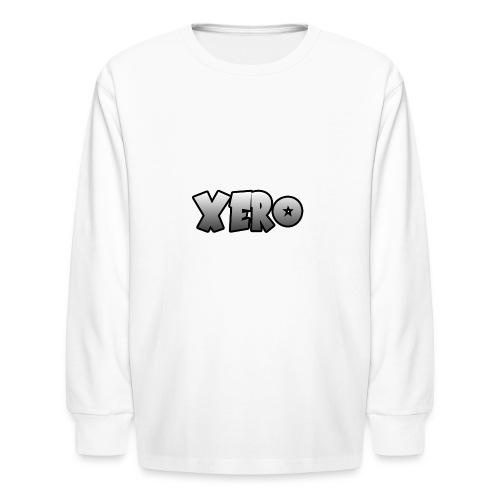 Xero (No Character) - Kids' Long Sleeve T-Shirt