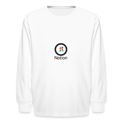 Reaper Nation - Kids' Long Sleeve T-Shirt