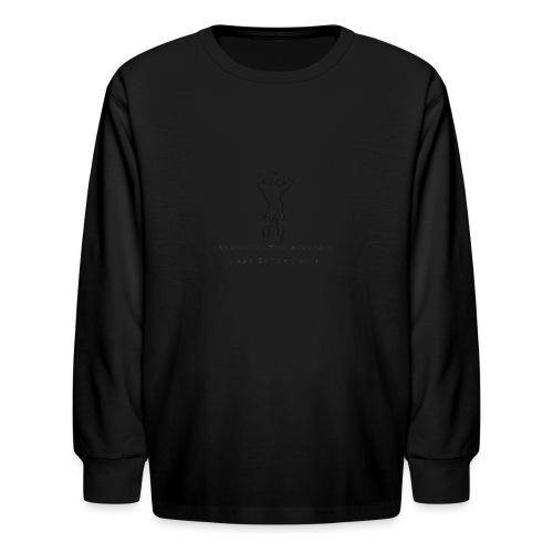 Classic Logo - Kids' Long Sleeve T-Shirt