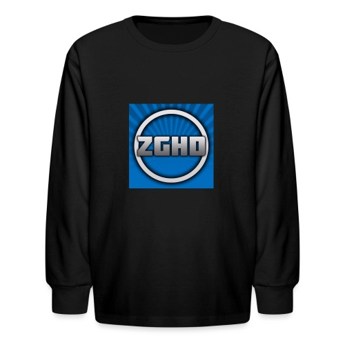 ZedGamesHD - Kids' Long Sleeve T-Shirt