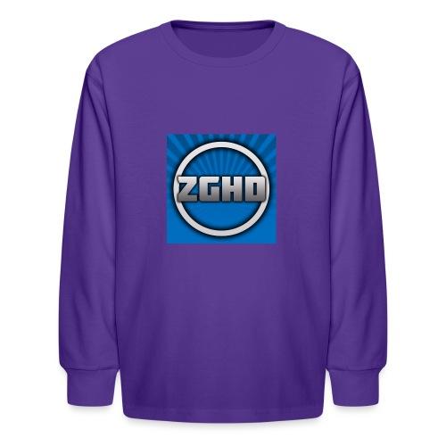 ZedGamesHD - Kids' Long Sleeve T-Shirt