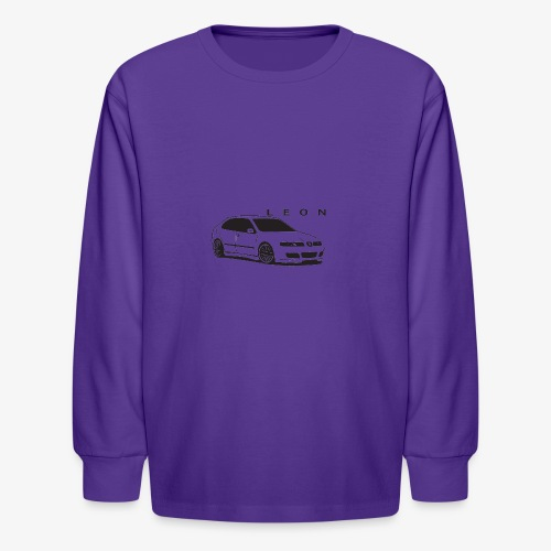 Seat LEON mk1 cupra - Kids' Long Sleeve T-Shirt