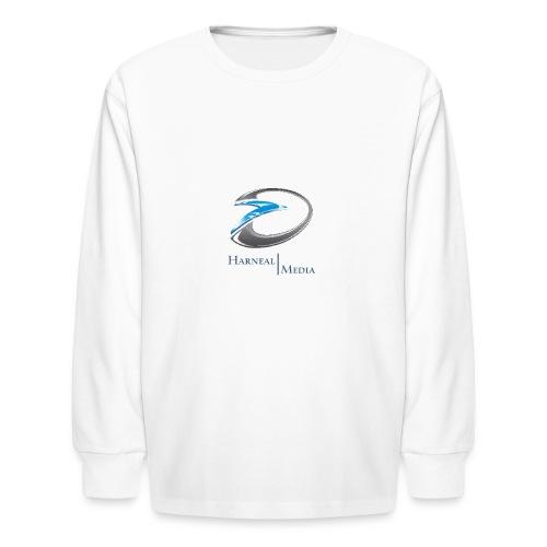 Harneal Media Logo Products - Kids' Long Sleeve T-Shirt
