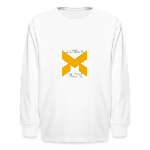 MasterAlPlayz - Kids' Long Sleeve T-Shirt