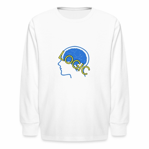 Logic - Kids' Long Sleeve T-Shirt