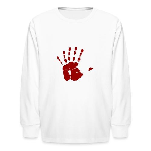 Six Fingers - Kids' Long Sleeve T-Shirt