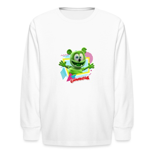 Shapes & Colors - Kids' Long Sleeve T-Shirt