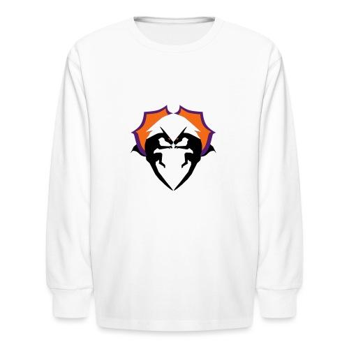 Dragon Love - Kids' Long Sleeve T-Shirt