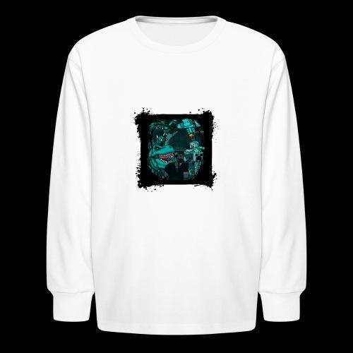 xB - War Of The Games - Kids' Long Sleeve T-Shirt