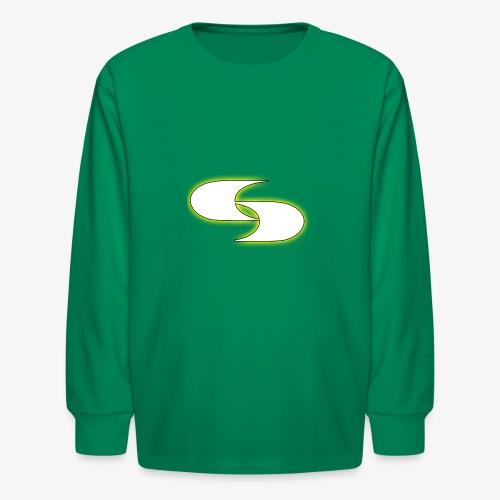 Official Strive Logo - Kids' Long Sleeve T-Shirt