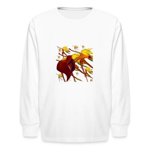 Rockin - Kids' Long Sleeve T-Shirt