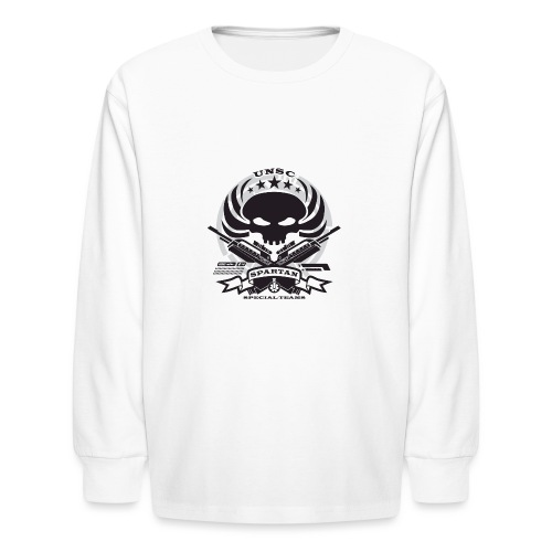 UNSC Special Teams - Kids' Long Sleeve T-Shirt