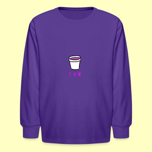 ICE - Kids' Long Sleeve T-Shirt