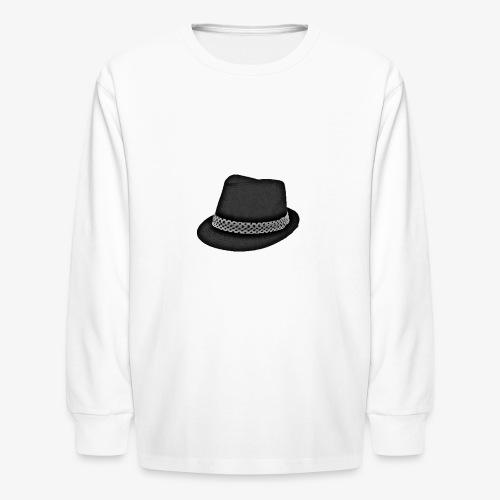 Bam FIlmz Logo - Kids' Long Sleeve T-Shirt