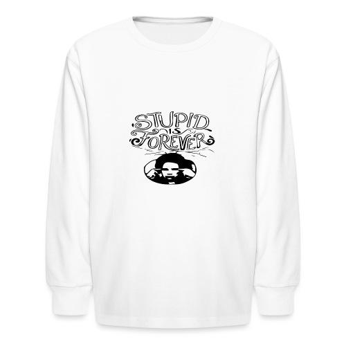 GSGSHIRT35 - Kids' Long Sleeve T-Shirt