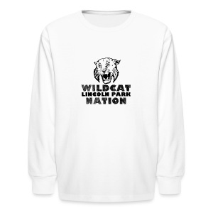 Wildcat Nation - Kids' Long Sleeve T-Shirt