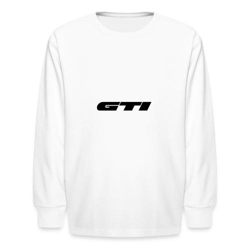 GTI - Kids' Long Sleeve T-Shirt
