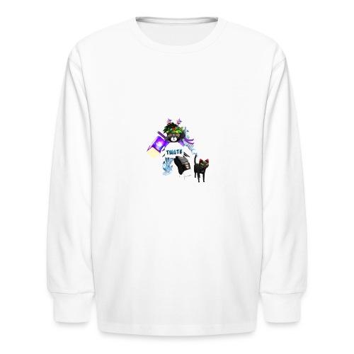 Rockstarpuppy360 - Kids' Long Sleeve T-Shirt