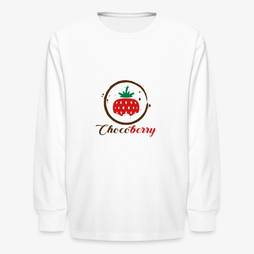 Chocoberry - Kids' Long Sleeve T-Shirt
