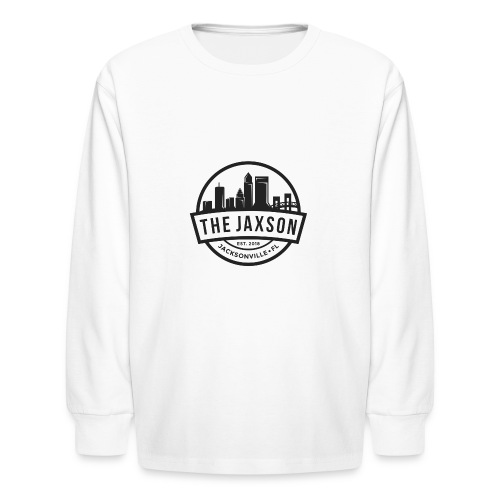 The Jaxson - Kids' Long Sleeve T-Shirt