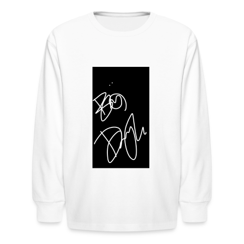 bridie Doyle - Kids' Long Sleeve T-Shirt