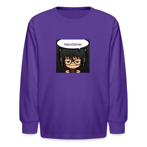 Official Logo - Kids' Long Sleeve T-Shirt