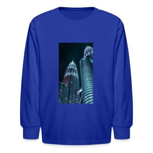 C0618608 28FC 4668 9646 D9AC4629B26C - Kids' Long Sleeve T-Shirt