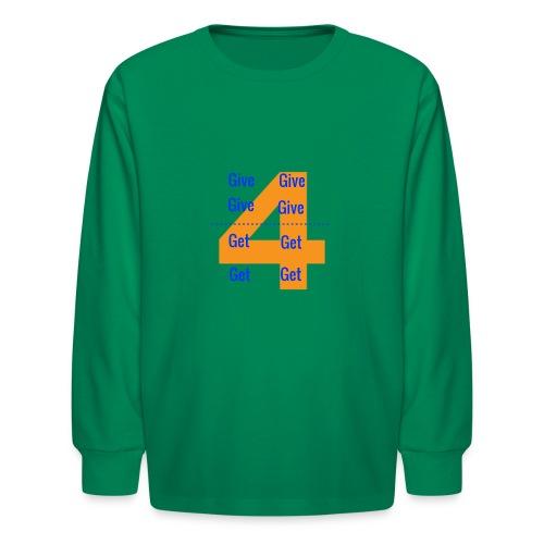 Forgive & Forget - Kids' Long Sleeve T-Shirt