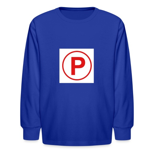 Presto569 Gaming Logo - Kids' Long Sleeve T-Shirt