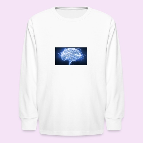 Shocking - Kids' Long Sleeve T-Shirt