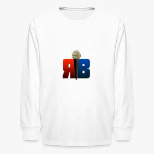 RubikBBX Logo - Kids' Long Sleeve T-Shirt