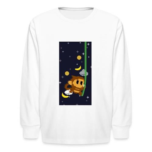case2 png - Kids' Long Sleeve T-Shirt