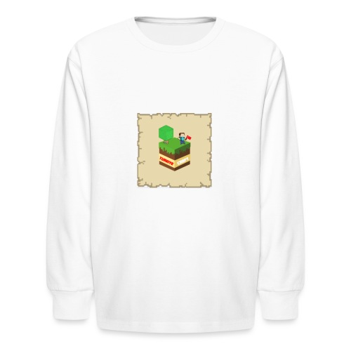 TurkiyeCraft - Kids' Long Sleeve T-Shirt
