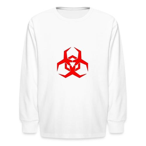 HazardMartyMerch - Kids' Long Sleeve T-Shirt