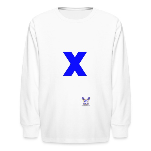 Multiply T - Kids' Long Sleeve T-Shirt